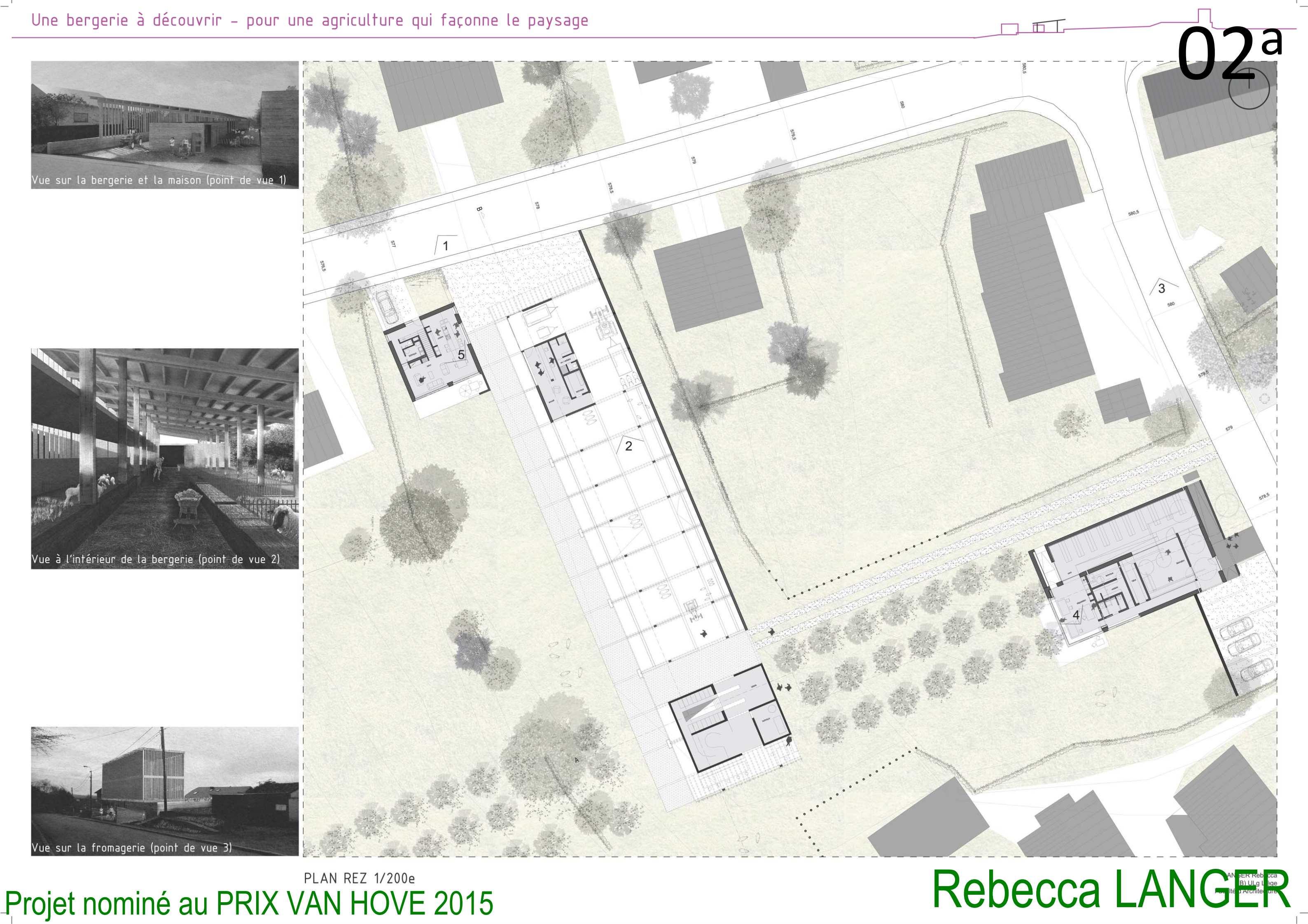 Fabulous projets nomins pour le prix van hove with prix plan architecte - Combien coute un architecte d interieur ...